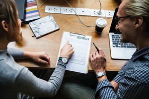 Modification du contrat ou changement des conditions de travail