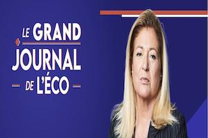 """Mathieu Séguran, Délégué Général de la FEDA était l'invité d'Hedwige Chevrillon dans son émission """"Le Grand Journal de l'Eco"""""""