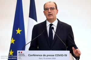 Nouvelles mesures #COVID19 annoncées par le Premier Ministre